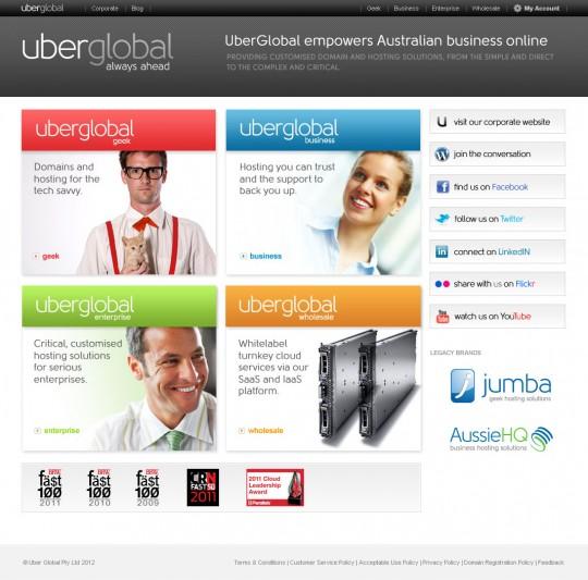 UberGlobal