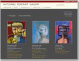 Sidney Nolan self portrait study